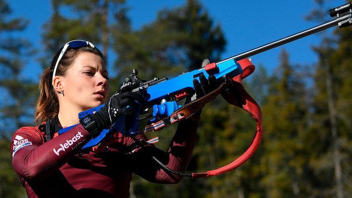 RT @sportbox: #Биатлон Морозова выиграла спринт в рамках Кубка #IBU в Риднауне  https://t.co/ZTf9TRG6J4 https://t.co/DnKBaDQGmU