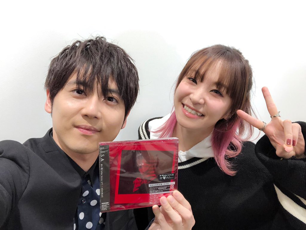 梶裕貴@staff's photo on #Twitterトレンド大賞