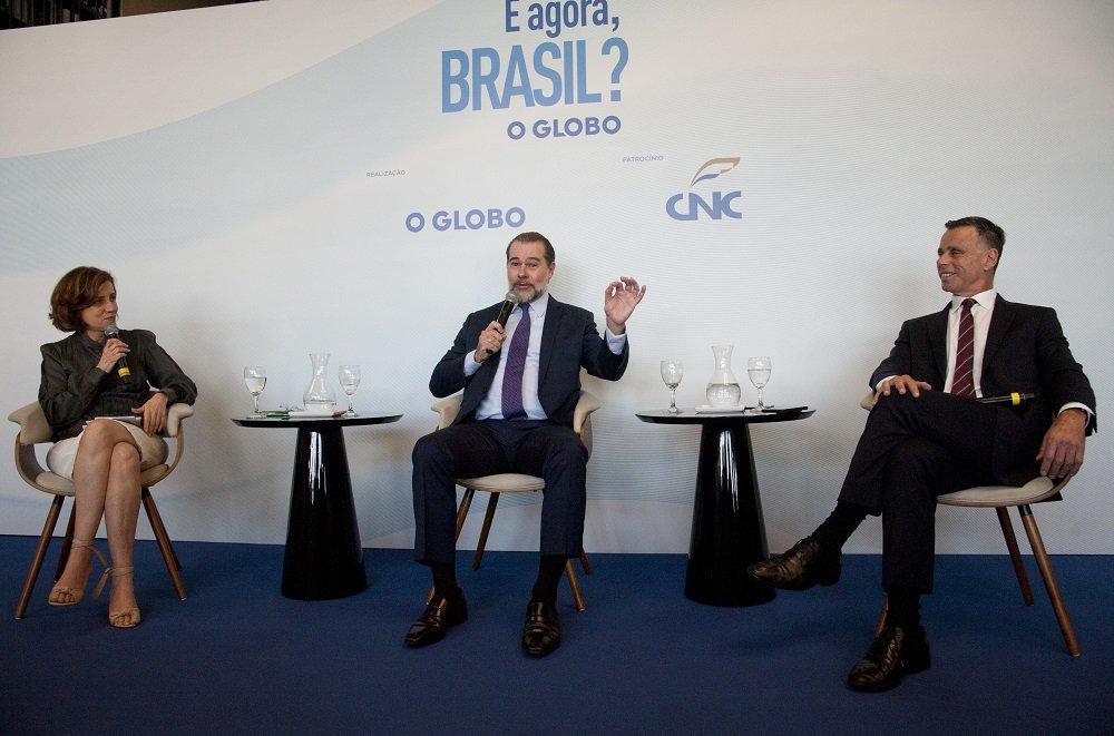 E agora, Brasil?: Os fundamentos da era Toffoli no STF. https://t.co/s9Ibzbygax