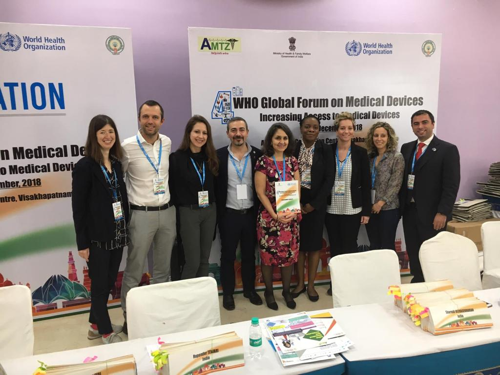 #4GFMD Joint panel on #HTA on day 3 @WHO @HTAiOrg @ISPORorg @IFMBE_HTAD @INAHTA_Network