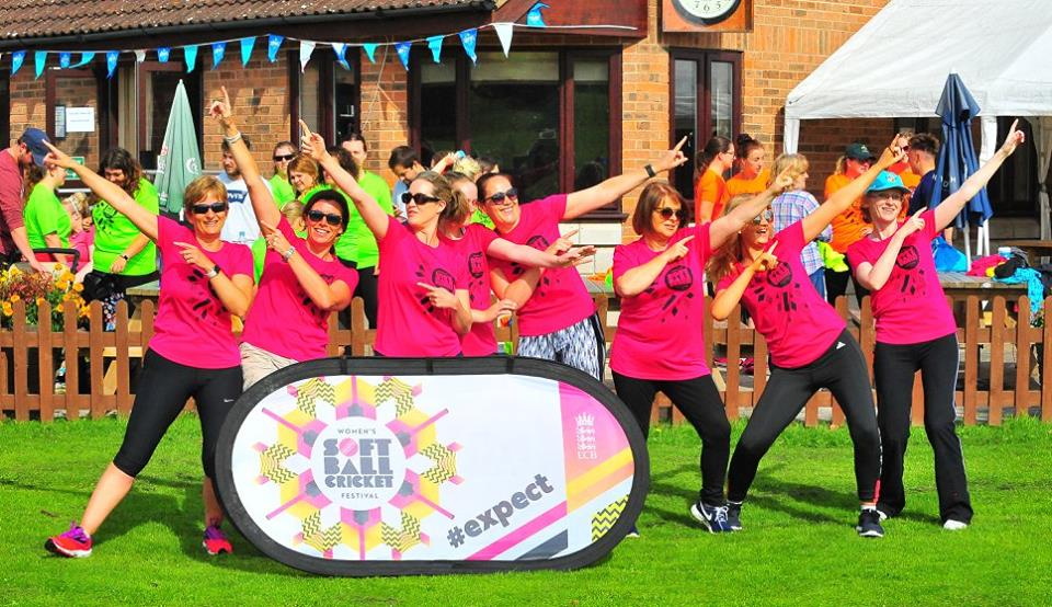 test Twitter Media - Women's Soft Ball Festivals return in 2019...  Its the perfect way to start and sustain Women's Cricket at your club.  Come and give it a go.. register your clubs interest/host a festival at your club in 2019 here - https://t.co/enj7LSRktz https://t.co/Xdy0UrQjZR