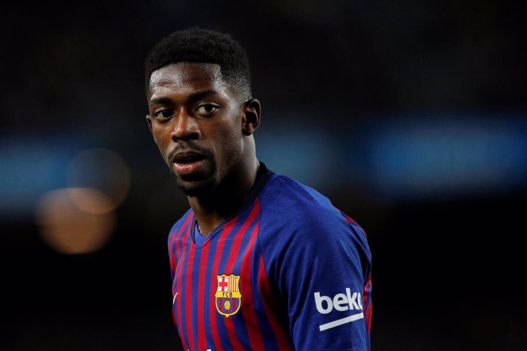 Ousmane Dembélé has been banned from turning off his phone by Barcelona after once again turning up two hours late to training on Sunday. 📱  According to reports, he stays up into the early hours of every morning playing video games and watching TV series. 🎮