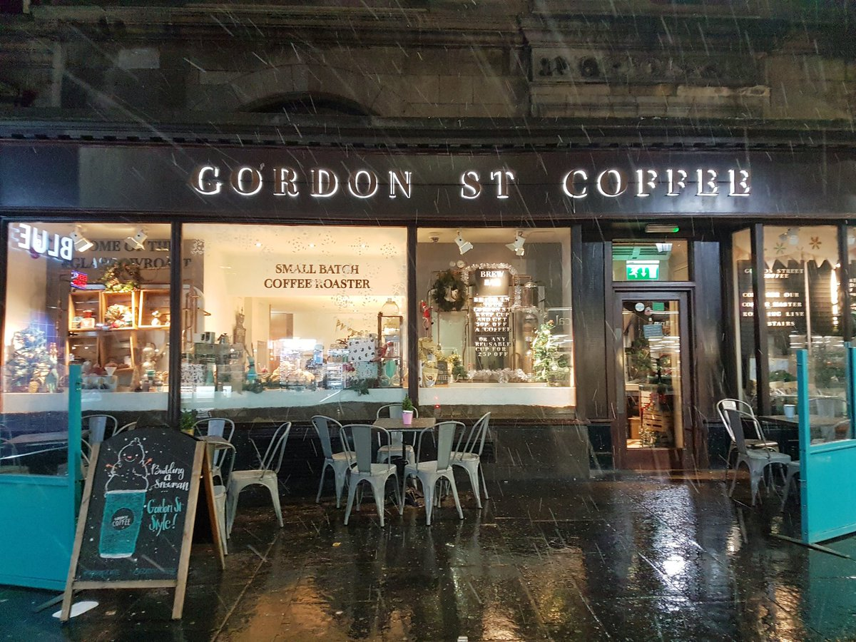 Gordon St Coffee On Twitter Its Snowing Come And Warm