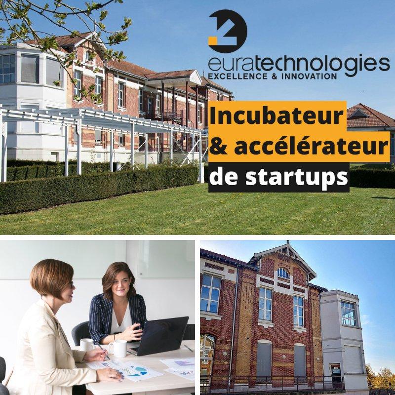RT @alrobert__: RT @euratechnologie: 🚀Un nouvel incubateur et accélérateur de #startup à @a_saint_quentin EuraTechnologies accompagne les porteurs de projet et les entreprises de l'@AggloStQuentin 📊👩💻L'innovation & la transformation digitale au cœ… https://t.co/EAWgGezQMz