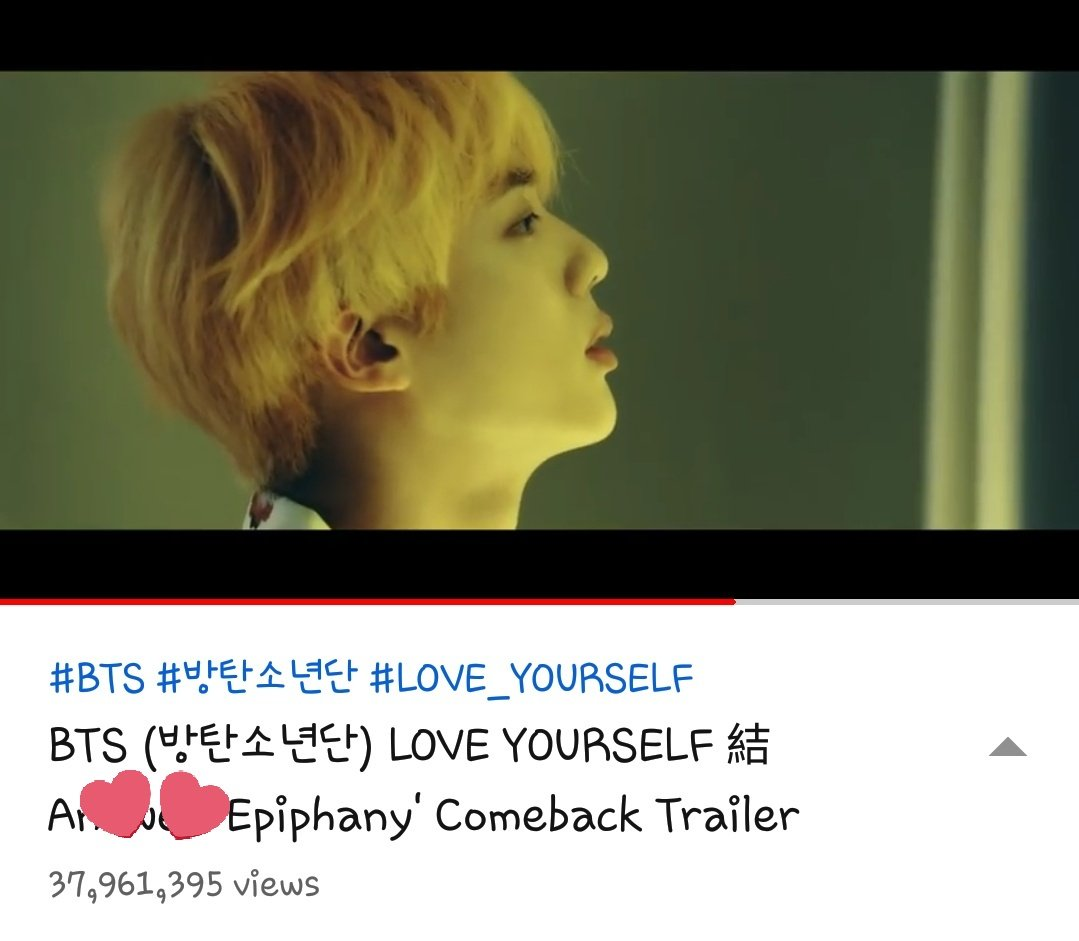 We are going  38M    Keep streaming for the most precious guy of the universe y&#39;all   #Epiphany #에피파니  https:// youtu.be/fIkZOLsnoqY  &nbsp;    Playlist:  https://www. youtube.com/playlist?list= PLPGDiL8mwXuP583-tlSmf8bDJiWY-7y6z &nbsp; …   #방탄소년단 #진 #석진 #김석진 #BTS #JIN #Seokjin @BTS_twt<br>http://pic.twitter.com/yJzPGia5L4