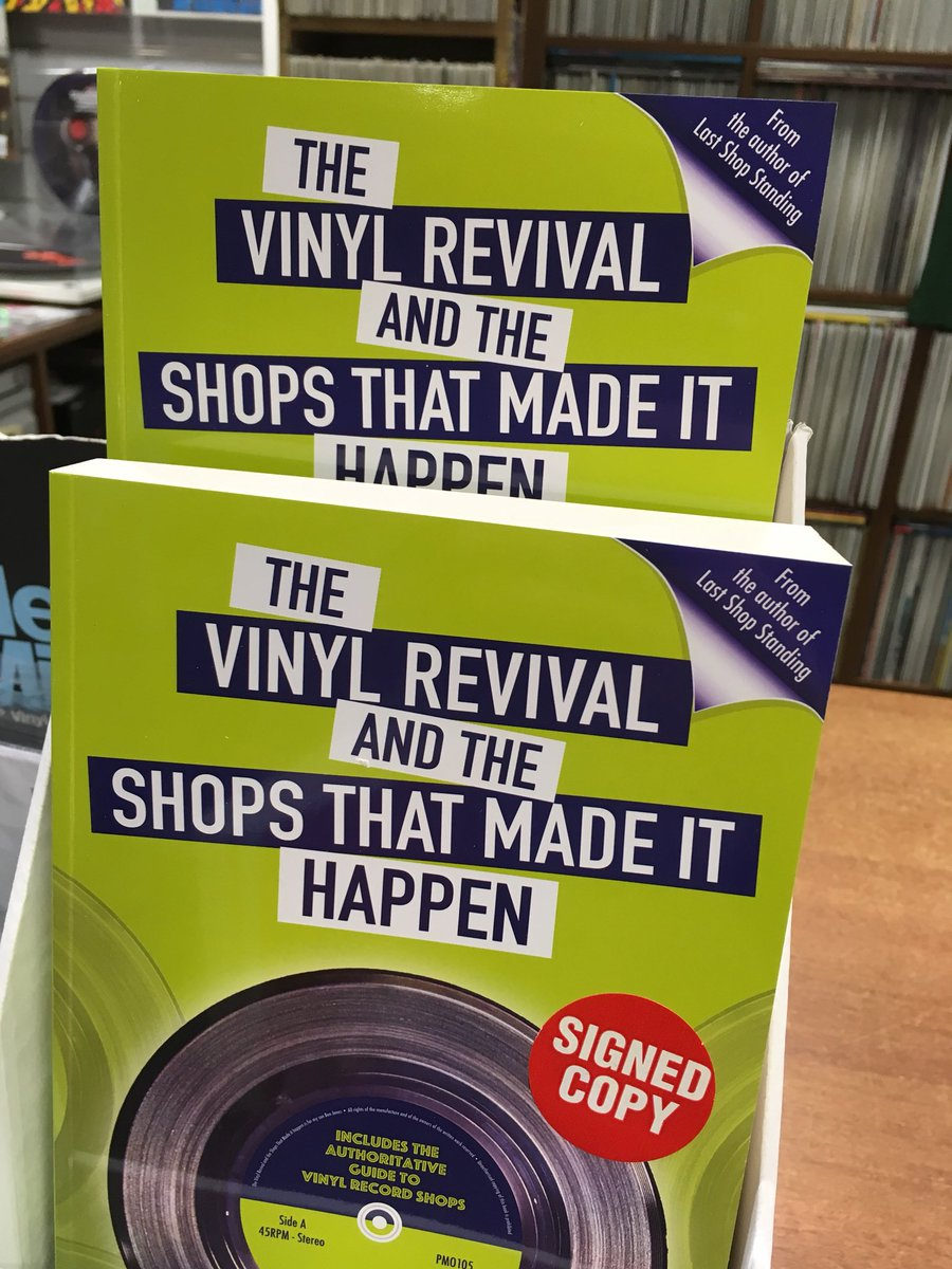 The Vinyl Revival On Twitter Fantastic To Meet Such A