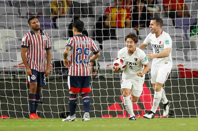 #LoÚltimo Chivas perdió 3-2 con el Kashima japonés en el Mundial de Clubes y no podrá jugar con el Real Madrid en Semis; disputará el quinto lugar