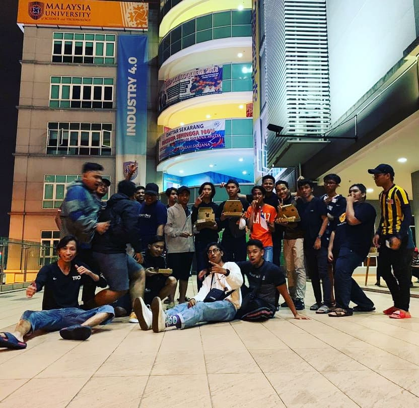 Malaysia University Of Science And Technology On Twitter Thank You For Joining Us Everyone Enjoy Your Dominosmy And Have A Safe Way Back To Your Hostel Take Care And Have A Good