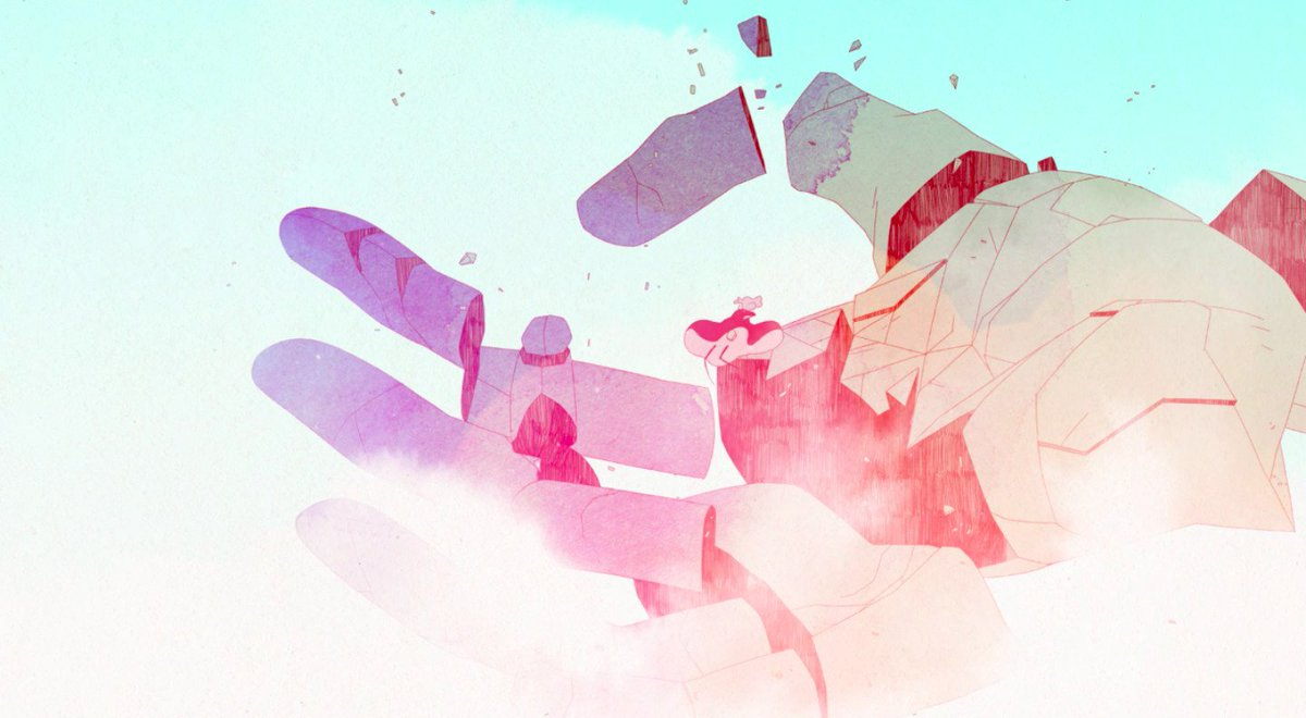 Gris mirrors the stages of grief through art, sound and design https://t.co/EGsfJpB8YR