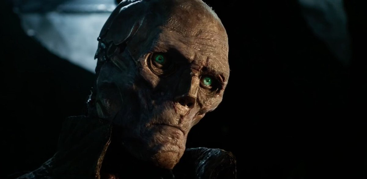 Half dad, half Terminator, Mortal Engines' Shrike is the film's best character. Here's how he was brought to life: https://t.co/6KUWYRTNLP