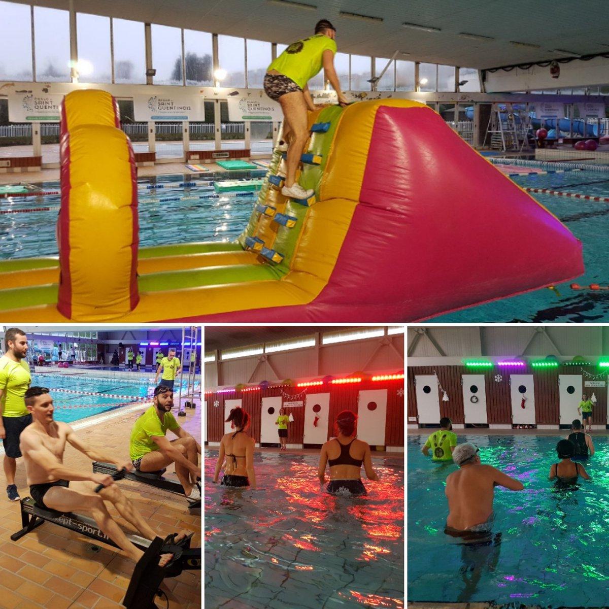 Aqua Cross Fit à la piscine Jean Bouin 💪🏻🔥💦#aquacrossfit #piscine #sport #Grandbouin #AggloSaintQuentinois https://t.co/BYKeuV4Xo0