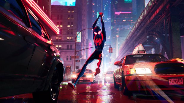 Vancouver animation team the 'heart' of new 'Spider-Man: Into the Spider-Verse' https://t.co/OsSqSVJDnW