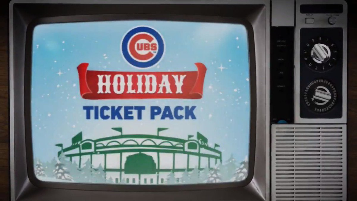 It's beginning to look a lot like ... baseball season.  #EverybodyIn for this limited-time offer! 🎟️ https://t.co/fNyUgUNnc2