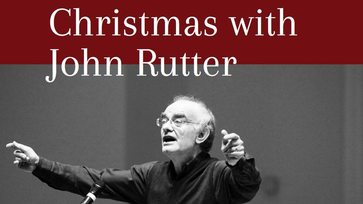 John Rutter on Twitter: