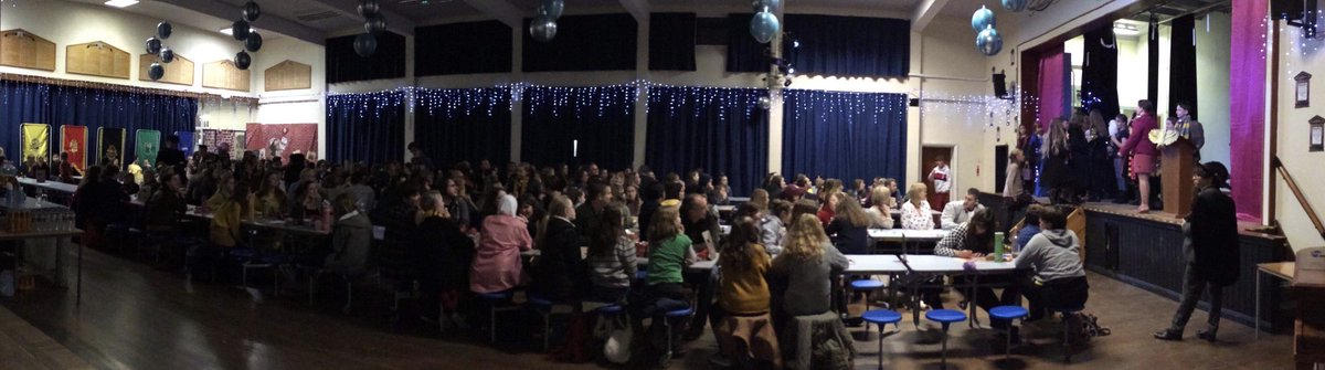 Image result for wymondham high harry potter night