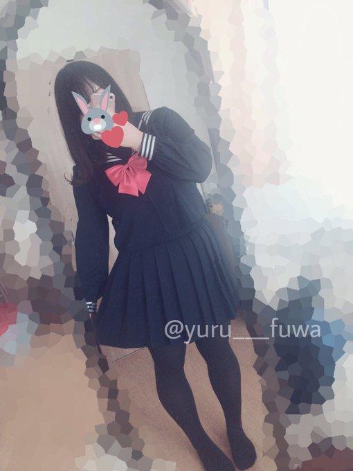 裏垢女子ゆるふわちゃん.のTwitter自撮りエロ画像22