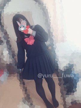 裏垢女子ゆるふわちゃん.のTwitter自撮りエロ画像19
