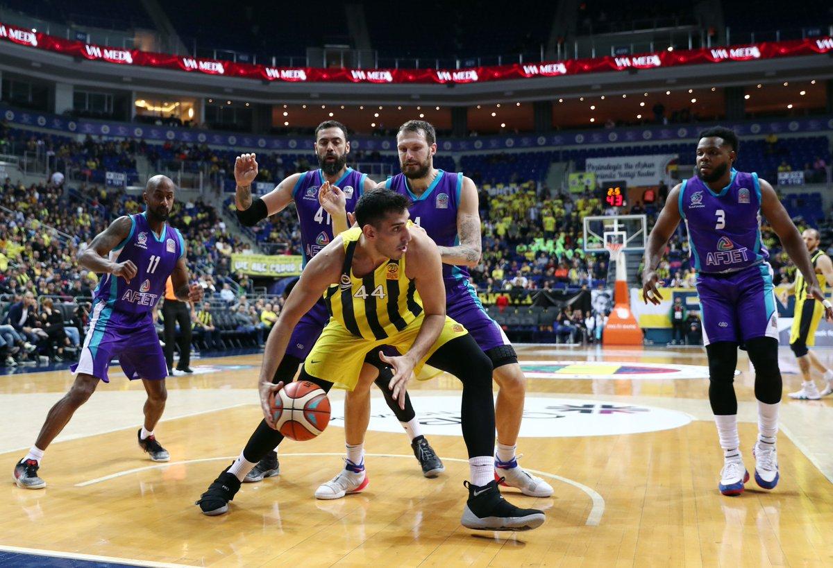 Fenerbahçe Erkek Basketbol's photo on Kalinic