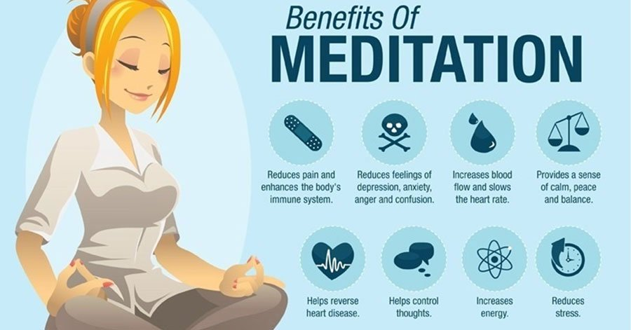 RT Meditation for stress relief ➡ https://t.co/8NWSYIuVir https://t.co/uEqr5lwOEg #health #well