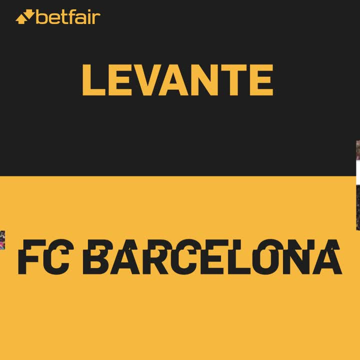 ⚽️ FC Barcelona have only lost two of their 24 La Liga games against Levante. 🤔 Who will win?  👍 @Betfair