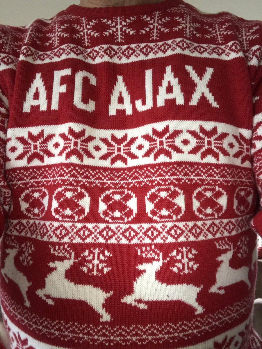 Kersttrui Ajax.Criticus Primus On Twitter Dit Is Niet Een Ajax Kersttrui Met