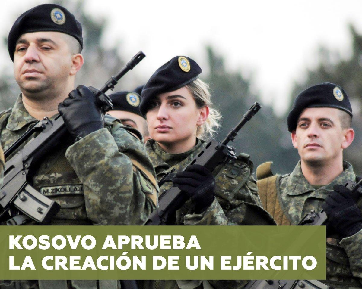 Guerra y Paz: otra vez los Balcanes Por Orestes Martí