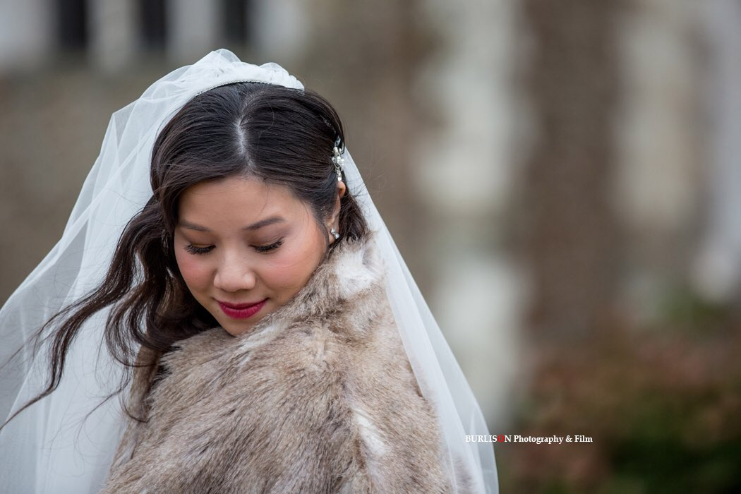 "RT @BURLISONphoto ""Baby, it's cold outside""....... #chinesewedding #winterwedding @LoseleyPark @caperandberryLP"