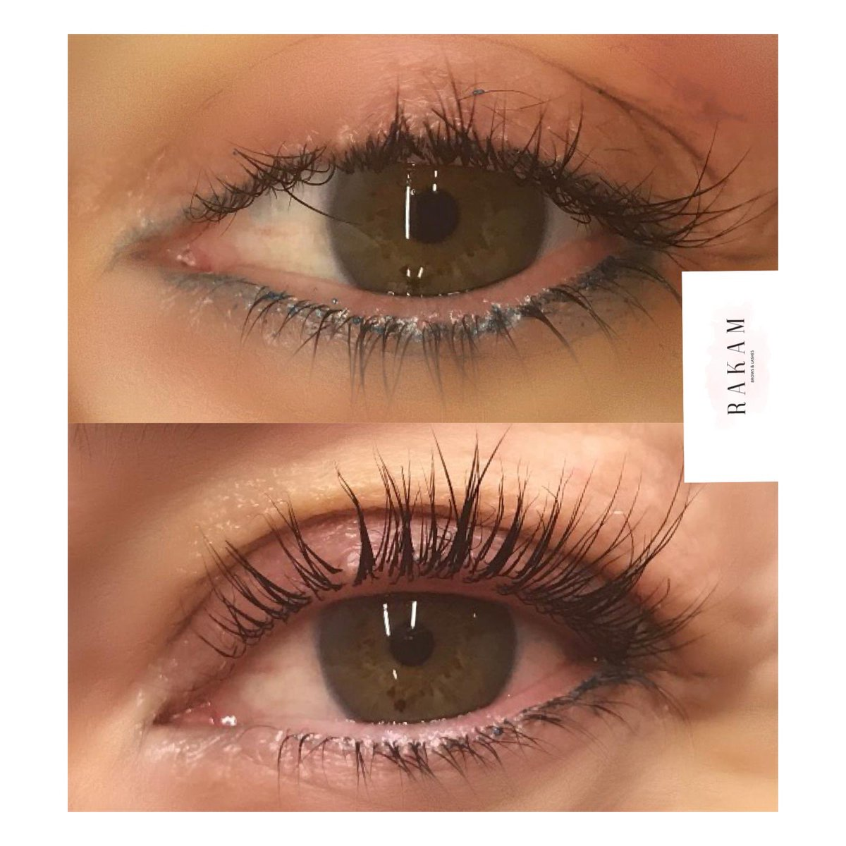 8ba412c286e R A K A M Brows & Lashes - London on Twitter:
