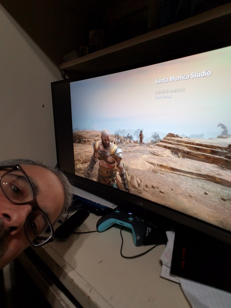 #VictoryAchieved @OC_Podcast It's #GOTY #GodofWar... Completed!