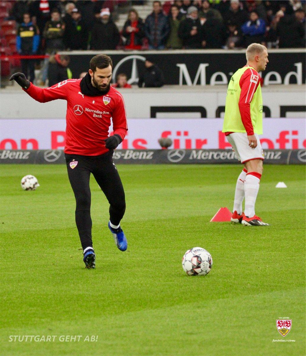 Warm-up  #VfBBSC <br>http://pic.twitter.com/aNBsjtzvBg