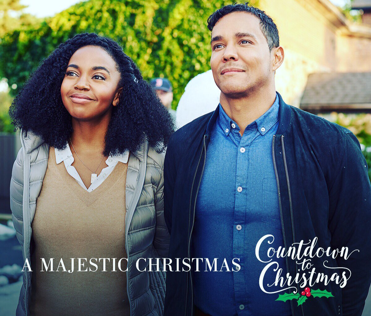A Majestic Christmas.Christian Vincent On Twitter Canadian Premiere A