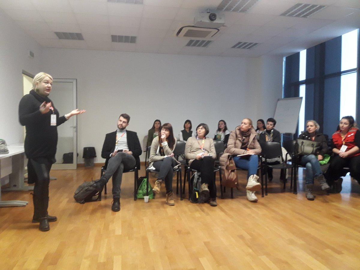 test Twitter Media - O Crowdfundingu i mogucnostima za OCD i #mladi #AleksandraVidanovic iz #OlafPalmeIntenationalCentre @opens2019 #FundCon @InzenjeriZZS https://t.co/fDWdLPqyxl