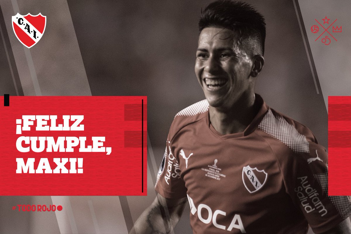 C. A. Independiente's photo on Maxi Meza