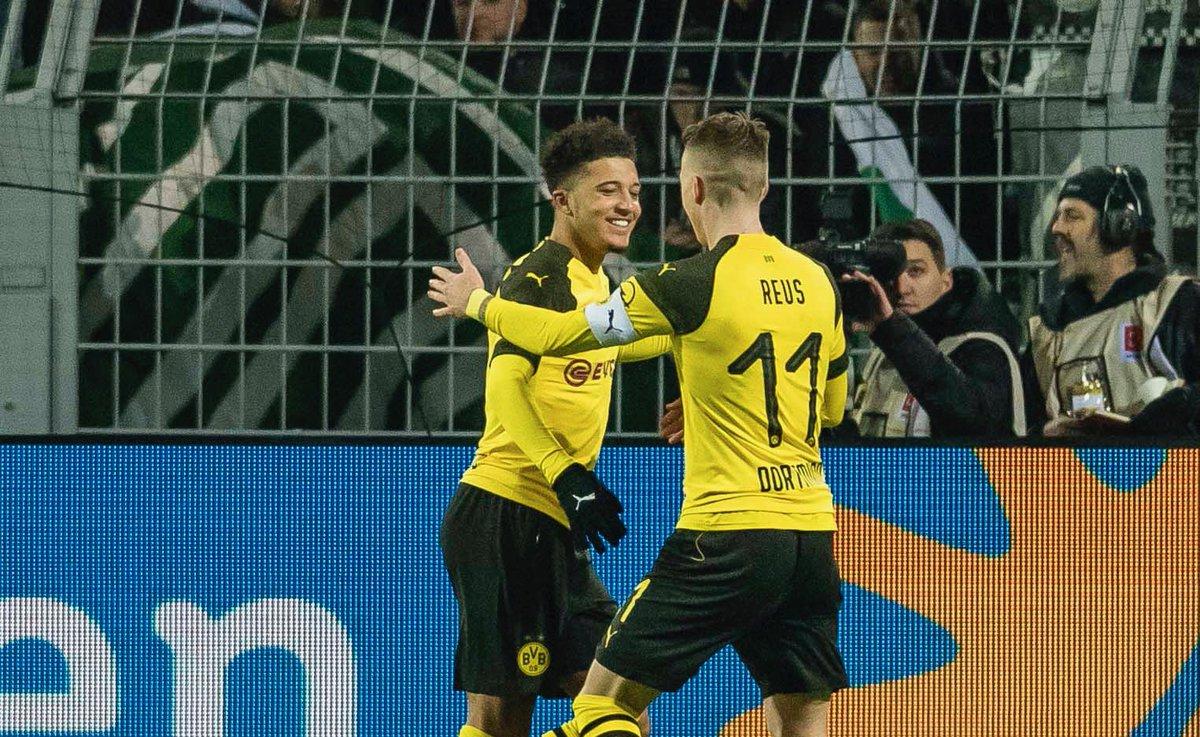 Herbstmeister! 👏 Der @BVB gewinnt 2:1 gegen Werder Bremen. #BVBSVW  (📸 via @BVB)