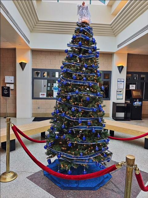 🚨 How Beautiful! ❤ Every County Should Do This For Fallen Officers! See Why This Amazing Christmas Tree Is So Special! #BluestarZone #HonorTheFallen bizpacreview.com/2018/12/15/eve…