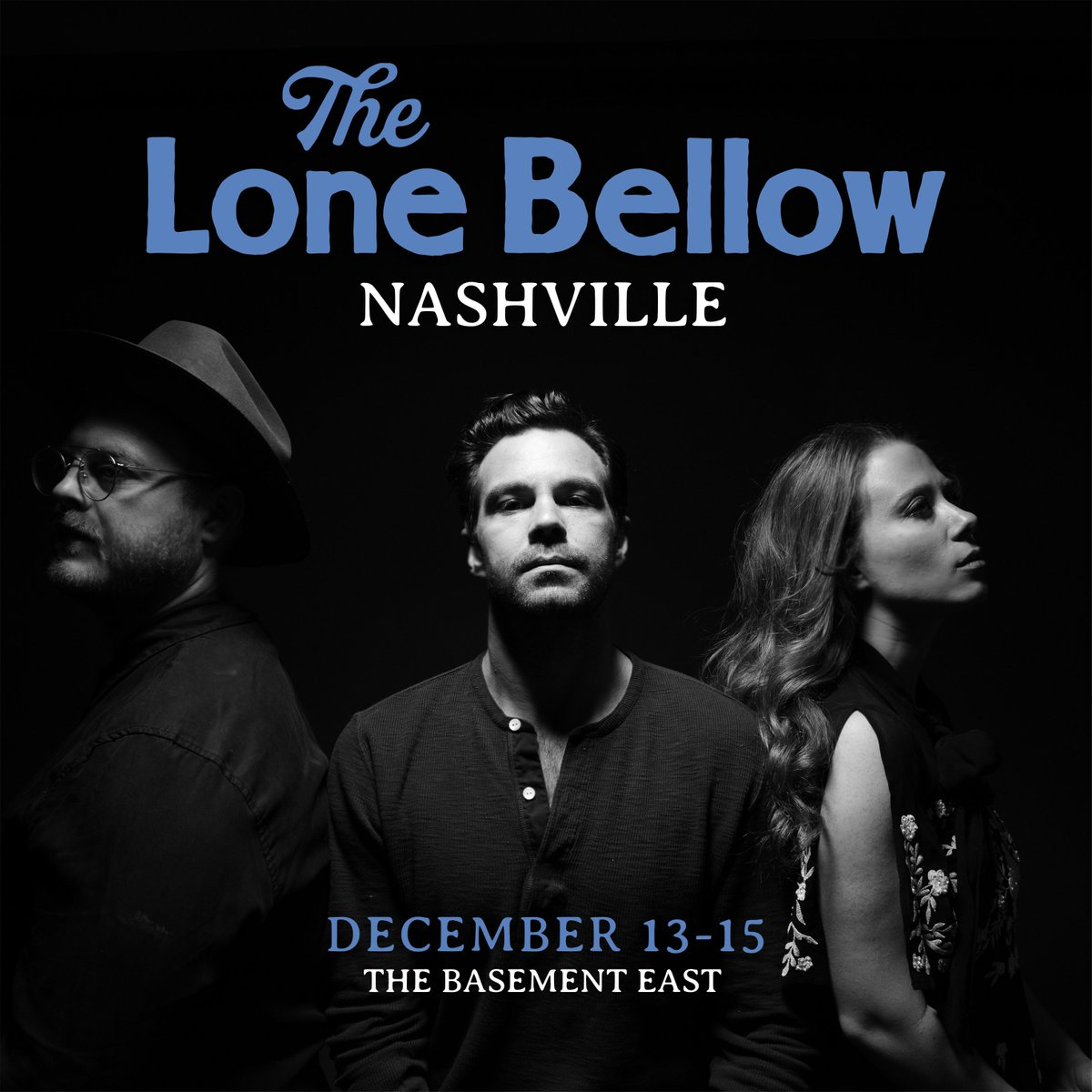 TONIGHT! is the last night of @TheLoneBellow residency!  There are a handful of tickets left! http://bit.ly/TLB1215