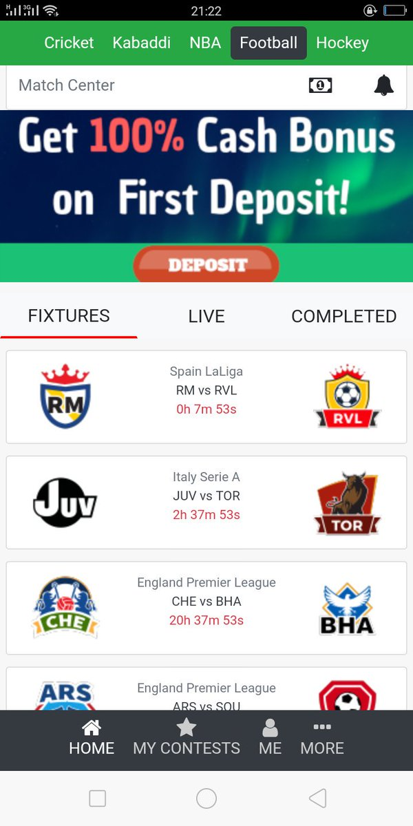 Cricpick - Free Dream11 Teams daily on Twitter: