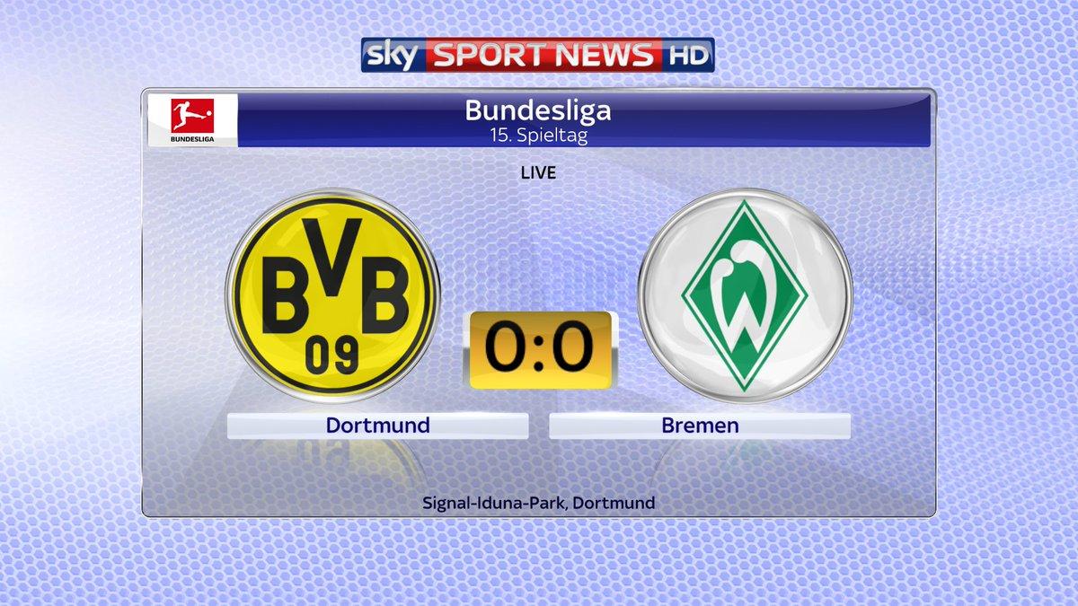 Los geht's in Dortmund - live und exklusiv auf Sky und im Ticker: https://t.co/ZkPiiYOVP8  #BVBSVW