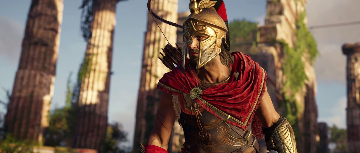 Get free Assassin's Creed Odyssey on PC for testing Google's Project Stream https://t.co/yQPXW7yvyn