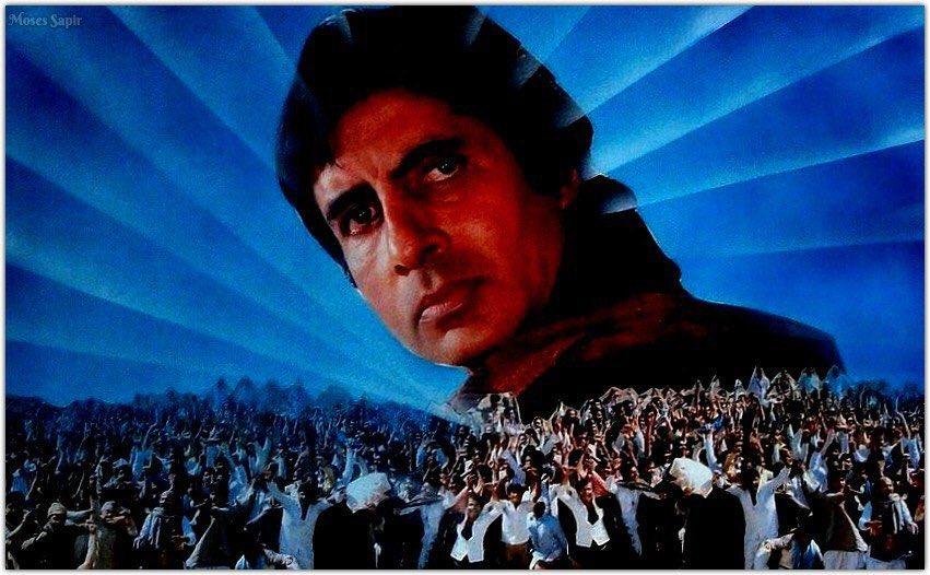 bollywood-ke-kisse-amitabh-bachchan-make-fool-peoples-to-shoot-his-film-scene-जब ५० हजार लोगों को बेवकूफ बनाकर अमिताभ ने शूट किया अपनी फिल्म का सीन