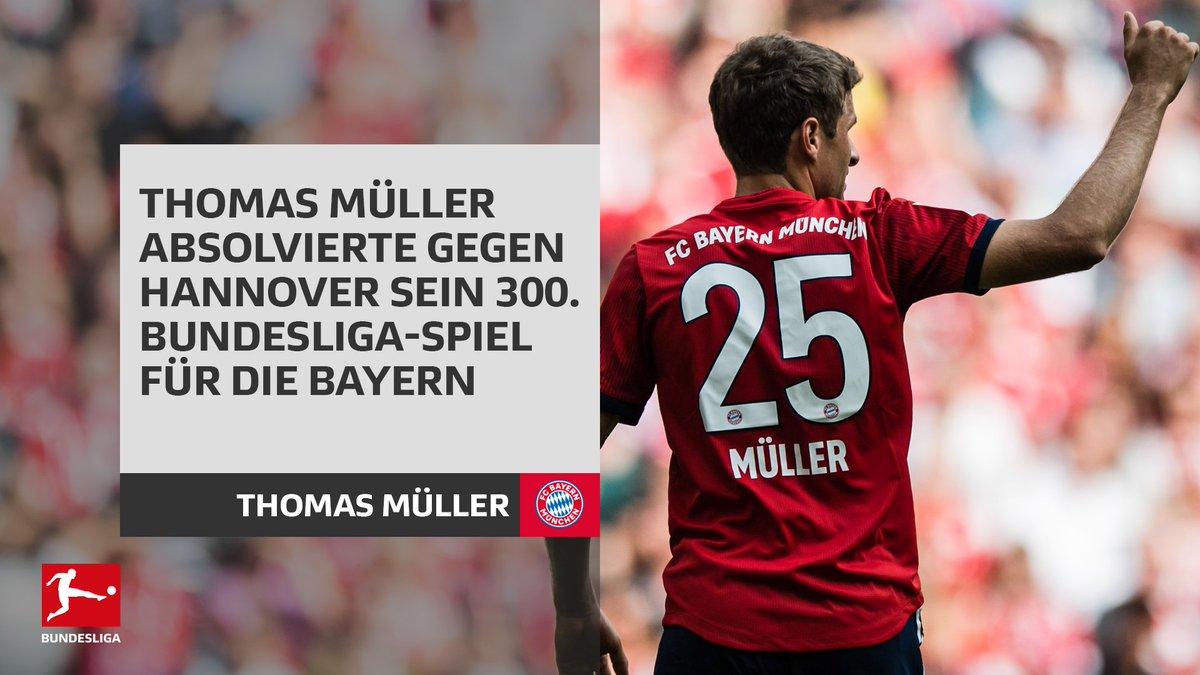 Herzlichen Glückwunsch an @esmuellert_ und den @FCBayern! 🙌🏻 #H96FCB