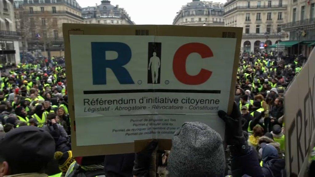 VIDÉO - Le référendum d'initiative citoyenne, c'est quoi ? https://t.co/RbVF3m6Wyx