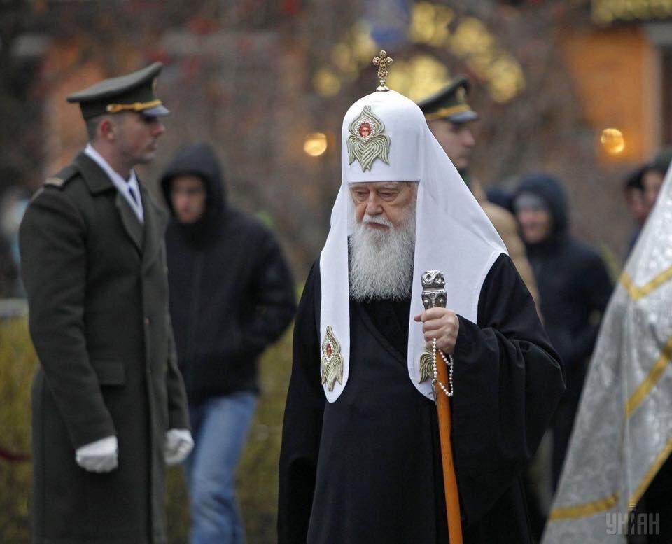 Двері церкви відчинено для всіх, - глава єдиної помісної православної церкви Епіфаній виступив із першим словом - Цензор.НЕТ 1018