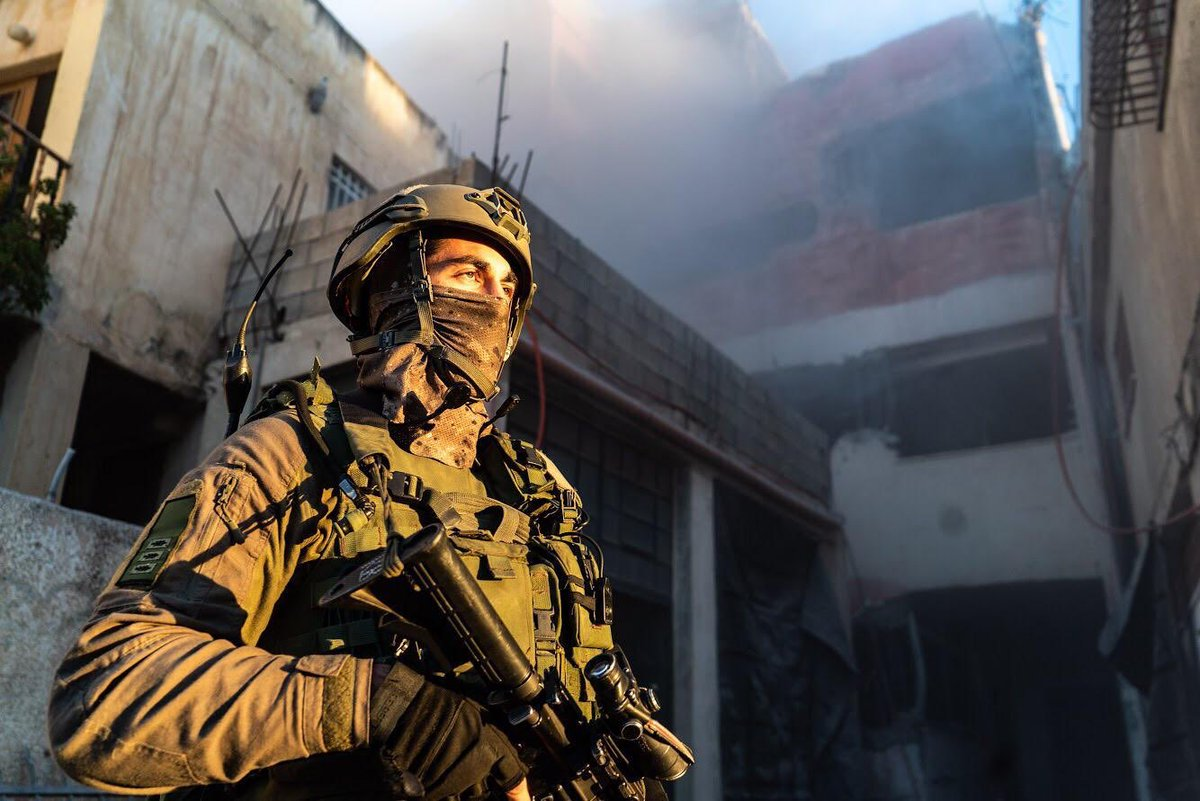 SSgt. Ronen Lubarsky was killed by Islam Yousef Aby Hamid on May 26th, 2018. Last night, the Duvdevan Commando Unit, in which SSgt. Lubarsky served, took part in the operation to demolish the terrorist's home.   We will continue operating in order to thwart terror.