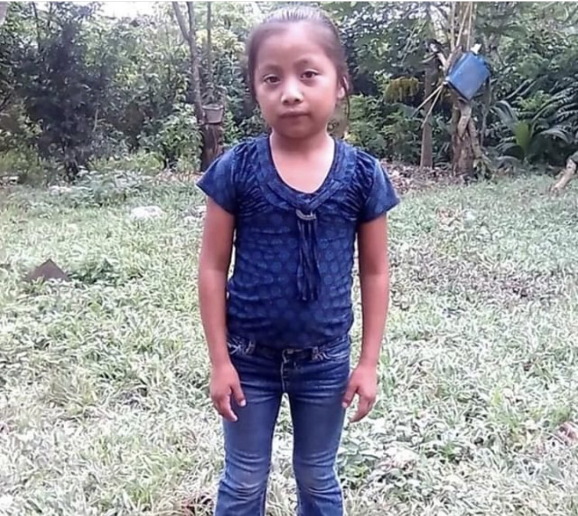 Her name was Jakelin Amei Rosmery Caal Maquin. She was 7-years-old and died in CBP custody of dehydration and exhaustion. News reports suggest she had to wait 90 minutes before receiving emergency medical care. We need answers and we need them now.