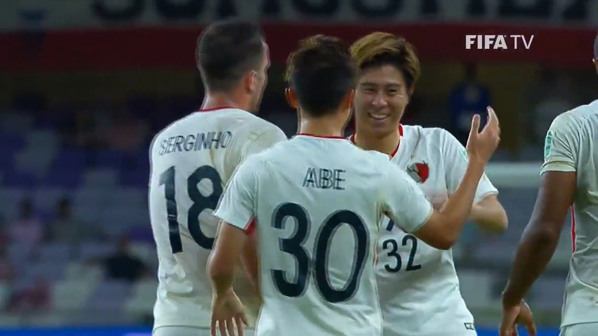 #ClubWC   🎥 🇯🇵@atlrs_english 3-2 @Chivas🇲🇽  A second-half comeback saw the Asian champions set up a reunion with @realmadriden in a repeat of the 2016 final 🔙🇯🇵