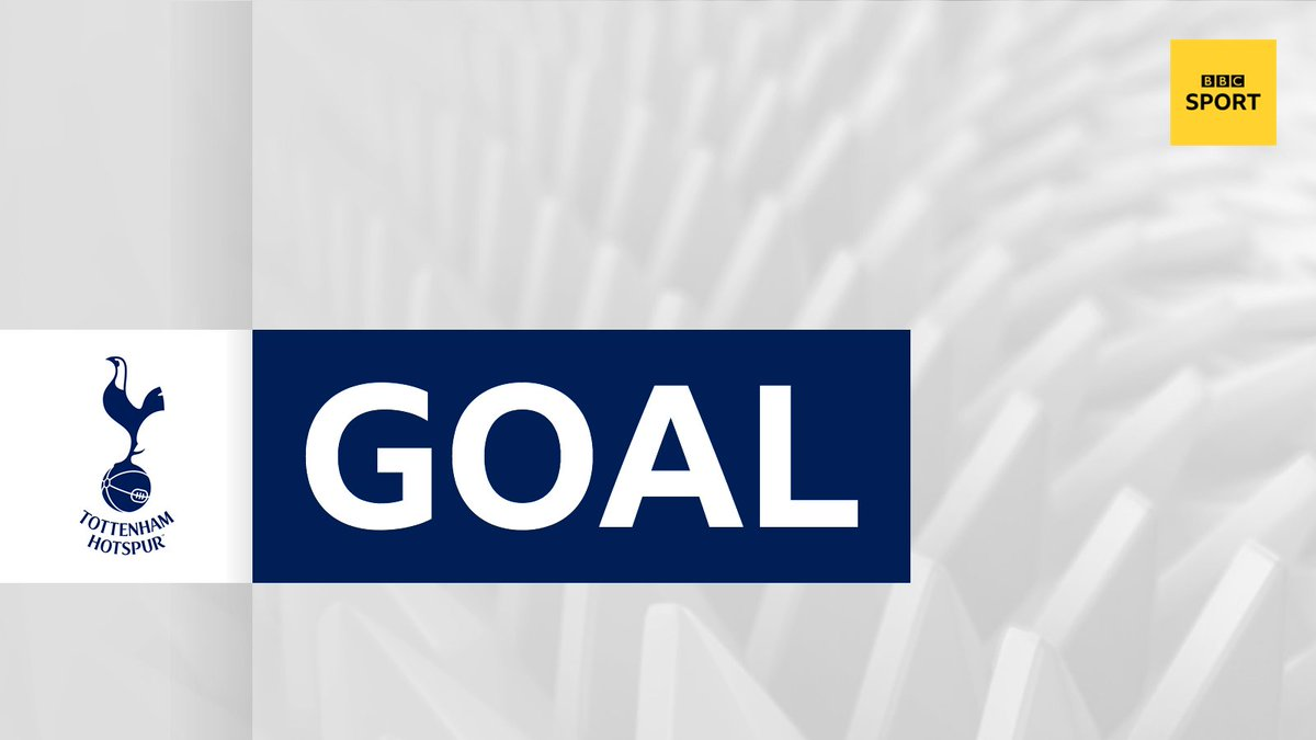 GOAL: Tottenham 1-0 Burnley   Burnley's resistance is finally broken.  Christian Eriksen turns the ball home at the back post as the game ticks into injury time.  #bbcfootball https://t.co/Gq0TuCu67p