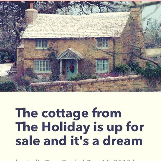 One day ! #dream #holiday #cottage #wish #saturday #ambition #drive #motivation #country #outdoors #fabric #textile #linen #cotton https://www.instagram.com/p/BrahnetnzoY/  One day ! #dream #holiday #cottage #wish #saturday #ambition #drive #motivation #country #outdoors #fabric #textile #linen …
