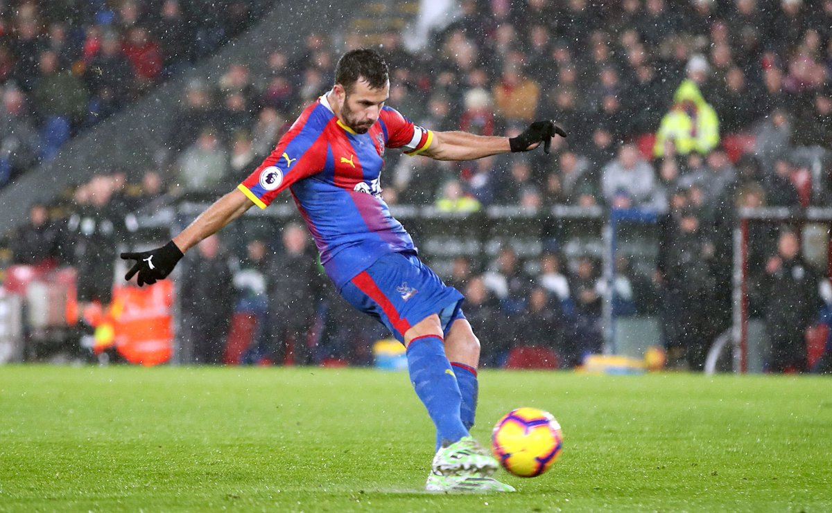 Crystal Palace have won a Premier League game without Wilfried Zaha for the first time since September 2016  https://t.co/mJhTXRiKVP