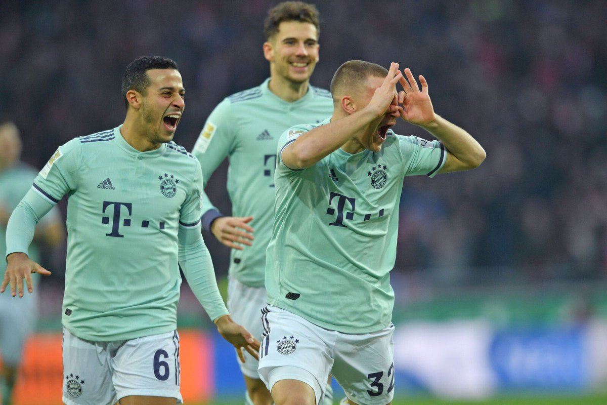 Video: Hannover 96 vs Bayern Munich